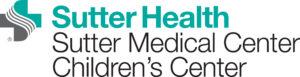 Logo for Sutter Children's Center Sacramento