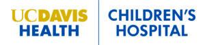Logo for UC Davis Children's Hospital