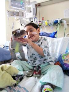 LPCH Heart Child.Xmas 2012